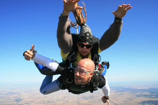 Skydive Chicago #1